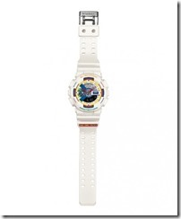 Dee & Ricky x G-Shock GA110DR-1A Watch in White 3