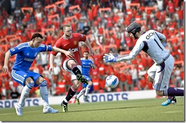 FIFA 12 does 3.2 million sales in first week