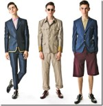 Marc Jacobs Menswear Spring Summer 2012