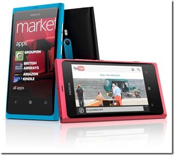 Nokia Announces The New Windows Phones