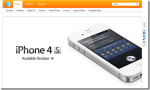 AT&T Advertises iPhone 5 Uh..no, 4S Device