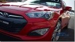 2013 Genesis Coupe Images Leaked