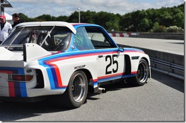 BMW Invades Savannah Speed Classic