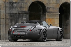 Black Bat Wiesmann MF5 with BMW V10 engine 2
