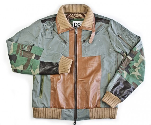708fb9c68799 Bloomingdale s X Dr. Romanelli – Beetle Bailey Vs Popeye Bomber Jacket  Collection 2 ...
