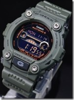 G-SHOCK ARMY PACK