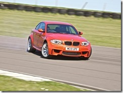 "Jeremy Clarkson says ""BMW 1M Is The Most Fun Car of the Year"""