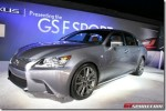 Lexus GS F Sport shows off at SEMA 2011