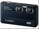 Lumix DMC-3D1: dual lenses