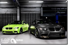"""Mean Green"" BMW M3 on D2FORGED CV2 3"