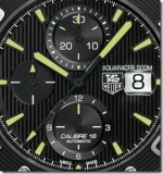 Tag Heuer Aquaracer 500m Chronograph Full Black