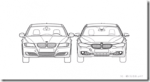 BMW 3 Series E90 vs. F30