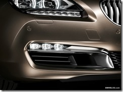 BMW 6 Series Gran Coupe 4