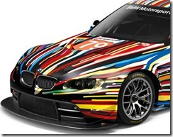 BMW M3 GT2 Art Car By Jeff Koons – 1 18 Scale Model 5