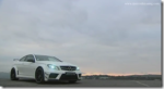 C 63 AMG Coupe Black Series at Laguna Seca