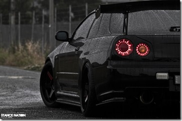 GTR with a purpose 6