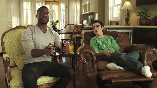 Take the Wheel: Kevin Hart and the Xbox 360 Wireless Speed