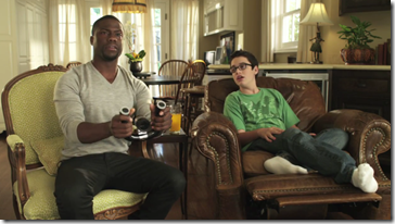 Take the Wheel Kevin Hart and the Xbox 360 Wireless Speed Wheel