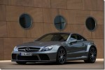 Top Gear reviews the Mercedes Benz SL65 AMG Black Series