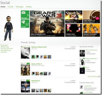 Xbox Social Beacons And Activity