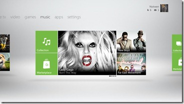 Xbox Tile Dashboard 2