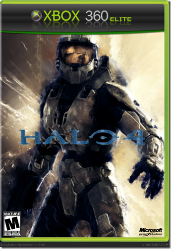 First details of Halo 4's plot drop in!