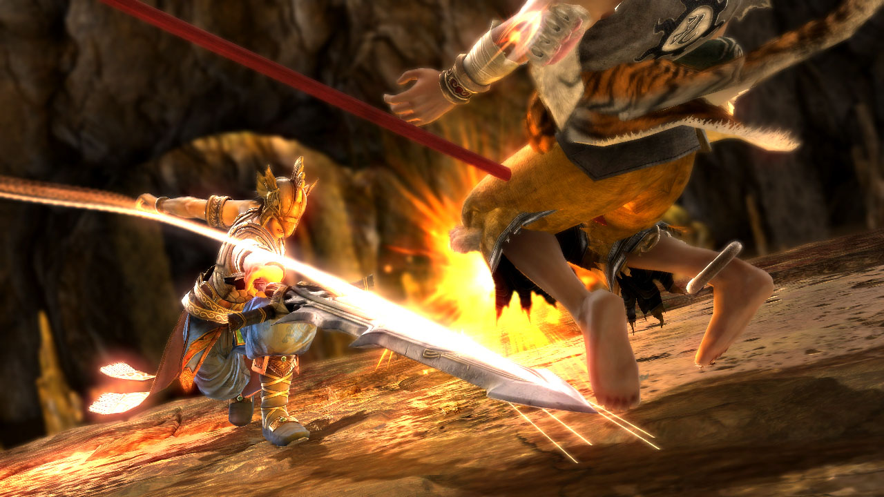 Three SoulCalibur V DLC Packages Announced, Screenshots and Trailer Released
