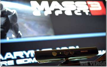Mass Effect 3 Features Kinect Voice Commands, It Actually Works