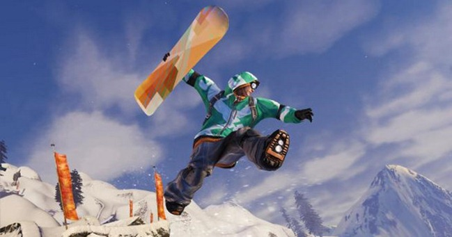 SSX-Trailers