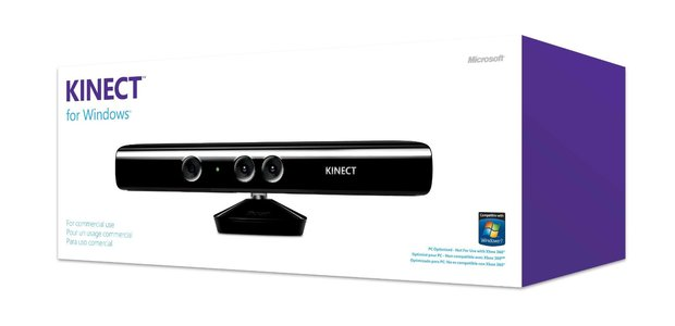 Kinect coming to Windows PCs