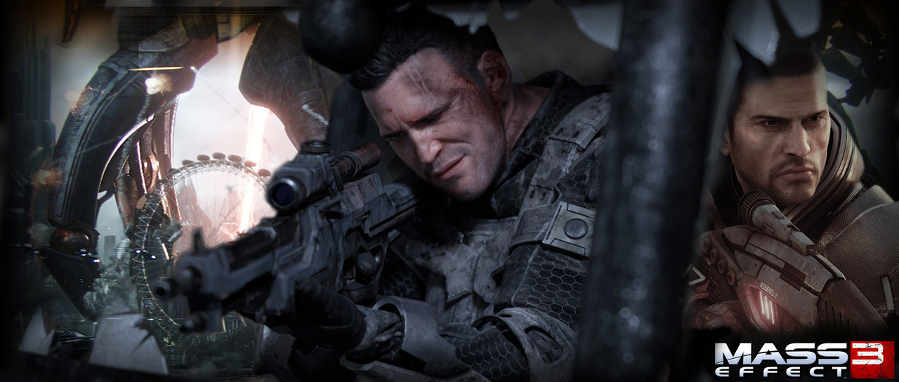 See how multiplayer will work in Mass Effect 3 multiplayer trailer