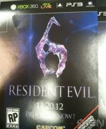 Resident Evil 6 infecting 360/PS3 on Nov. 20 (Chris Redfield and Leon Kennedy playable!)