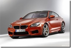 2013 BMW M6 Coupe and Convertible 2