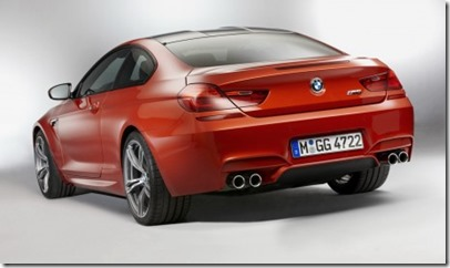 2013 BMW M6 Coupe and Convertible 6
