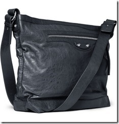 Balenciaga 2012 Spring Summer Leather Messenger Bag 2
