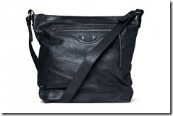 Balenciaga 2012 Spring Summer Leather Messenger Bag