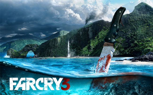 Far Cry 3 – Five Minutes of Gameplay Footage