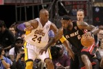 Kobe's Team Intense vs LeBron's Team Sudden at 2013 NBA-All Star Houston