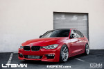 First Custom BMW F30 335i
