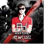 As We Like Radio Show by Alex Hide Episode 25 and a new Mash Up