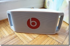 Beats by Dr. Dre Beatbox Portable Review