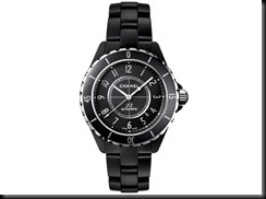 Chanel J12 Ceramic Matte Black