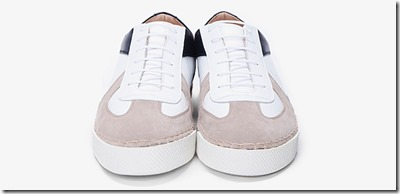 Jil Sander Betis Suede and Leather Sneakers 2