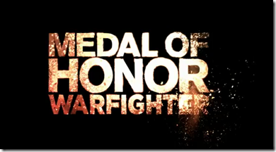 Medal Of Honor Warfighter Release date Oct 23rd