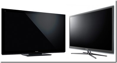Samsung LED TV vs Panasonic Plasma TV, a comparative review and comparison.