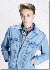 Topman Denim Jacket Project 4