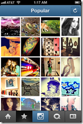 What is it about Instagram? Instagram is a simple program to make images pretty.