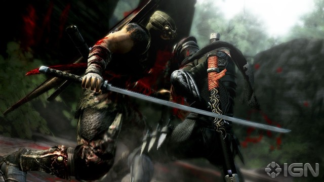 IGN Gives Ninja Gaiden III a 3 out of 10 :(