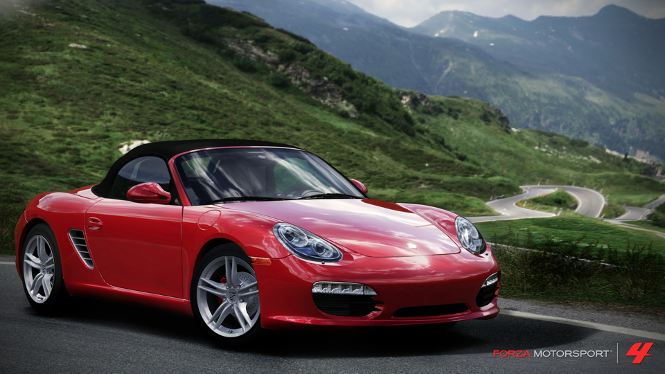 Forza 4 Gets Porsche Expansion in May