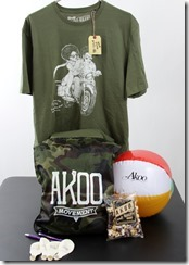 Akoo Clothing Giveaway 2